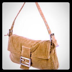 authentic FENDI classic Baguette Bag purse